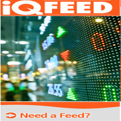 IQ Feed Data Provider