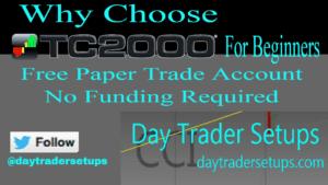 Stock Trading Indicators from Active Trader Setups Trading